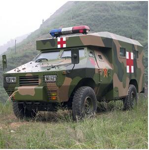 万博manbex装甲救护车