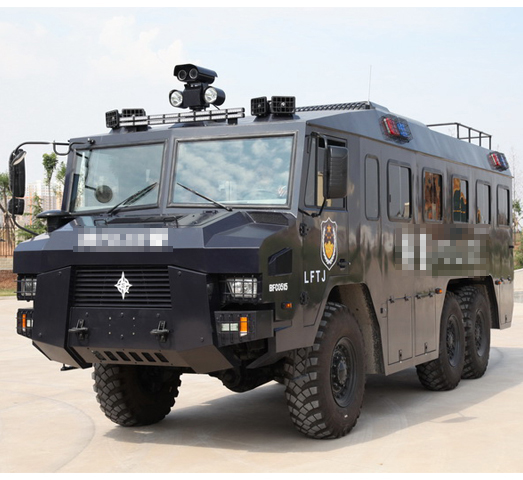 (for police use)巡逻车