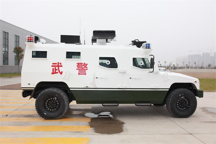 万博manbex装甲广播车